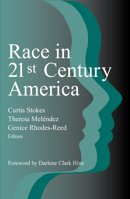 Race in 21st Century America cover
