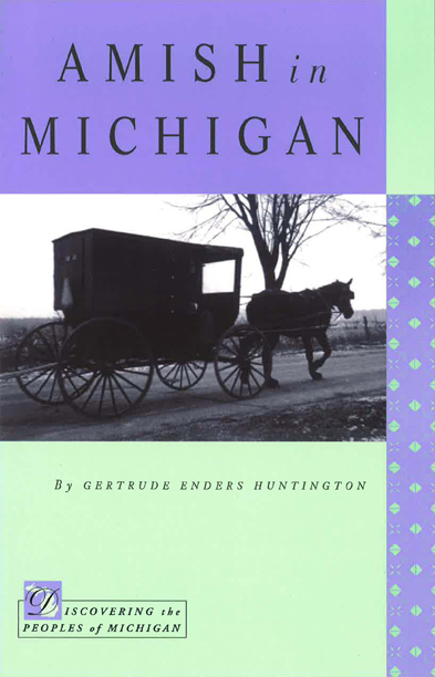 Amish in Michigan cover