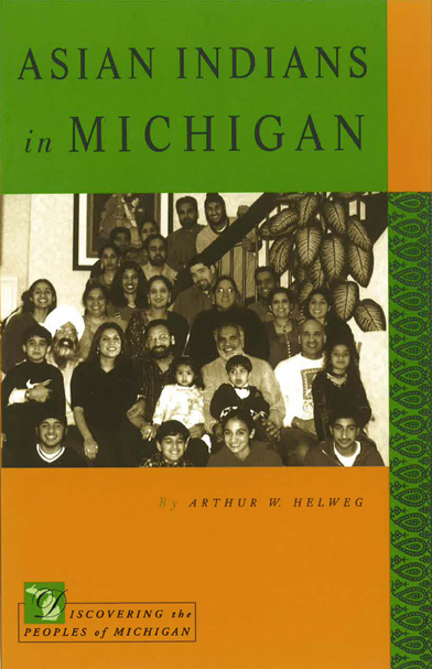 Asian Indians in Michigan cover