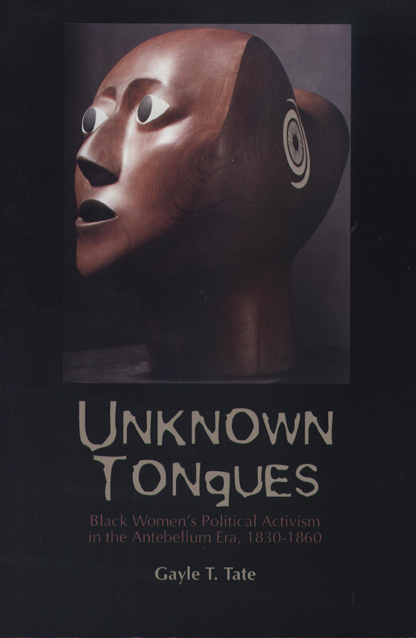 Unknown Tongues cover