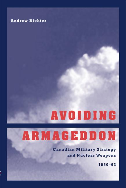 Avoiding Armageddon cover