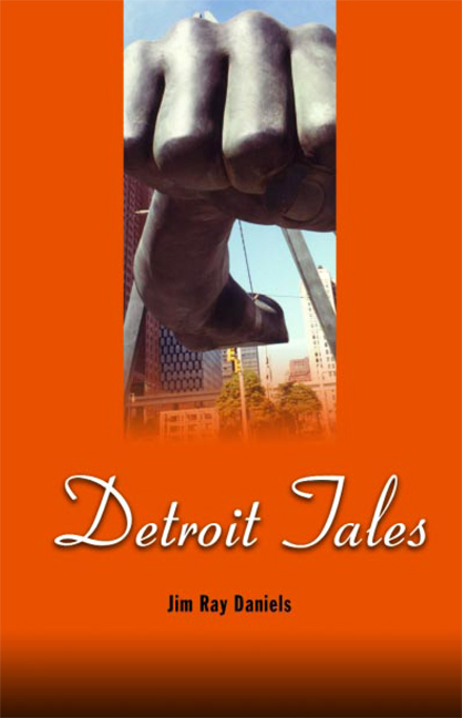 Detroit Tales cover