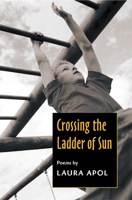 Crossing the Ladder of the Sun cover