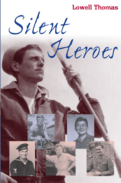 Silent Heroes cover