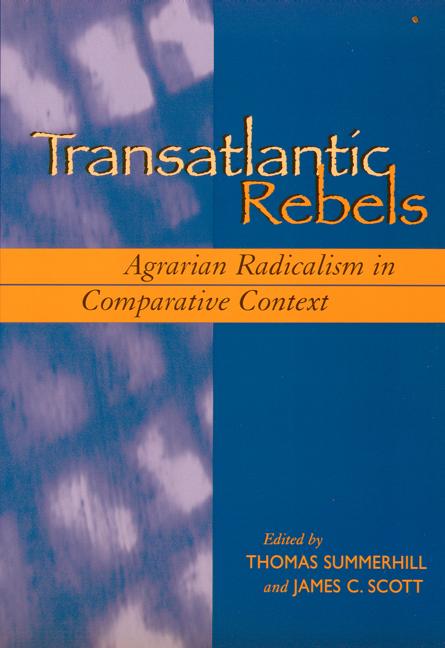 Transatlantic Rebels cover