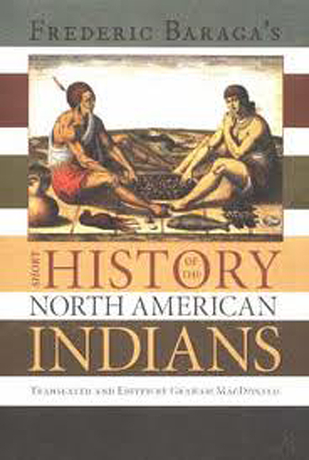 Short History of the North American Indians cover