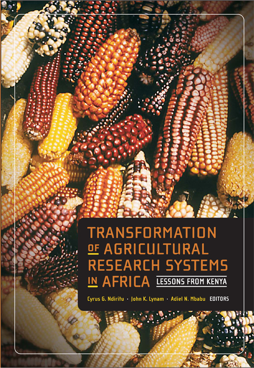Transformation of Agricultural Research Systems in Africa cover