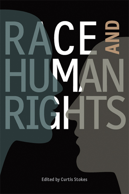 Race and Human Rights cover