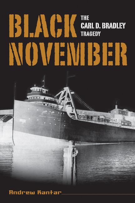 Black November cover