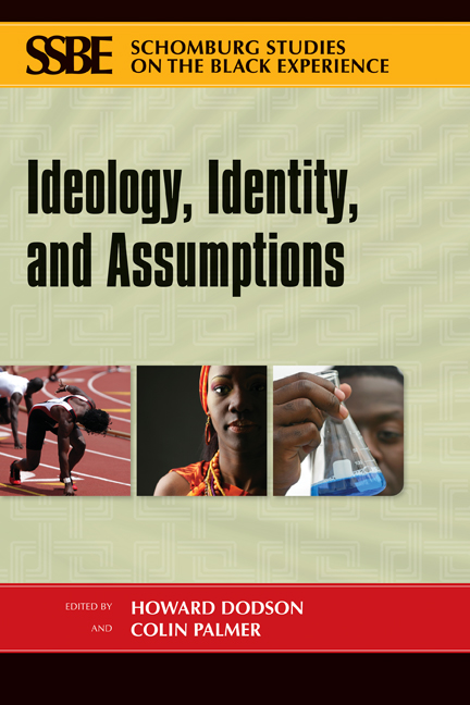 Ideology, Identity and Assumptions cover
