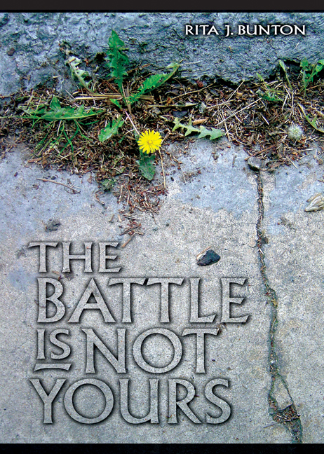 The Battle is Not Yours cover