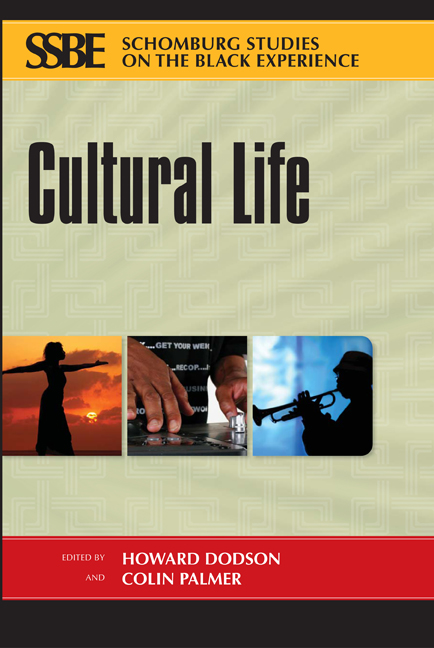Cultural Life cover