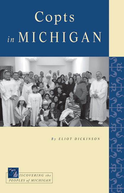 Copts in Michigan cover