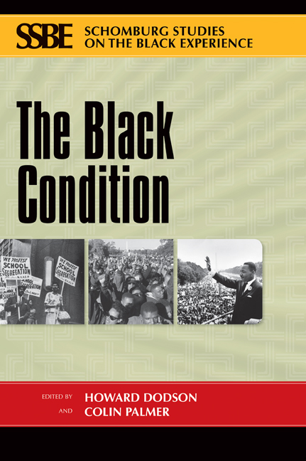 The Black Condition cover