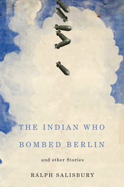 The Indian Who Bombed Berlin cover