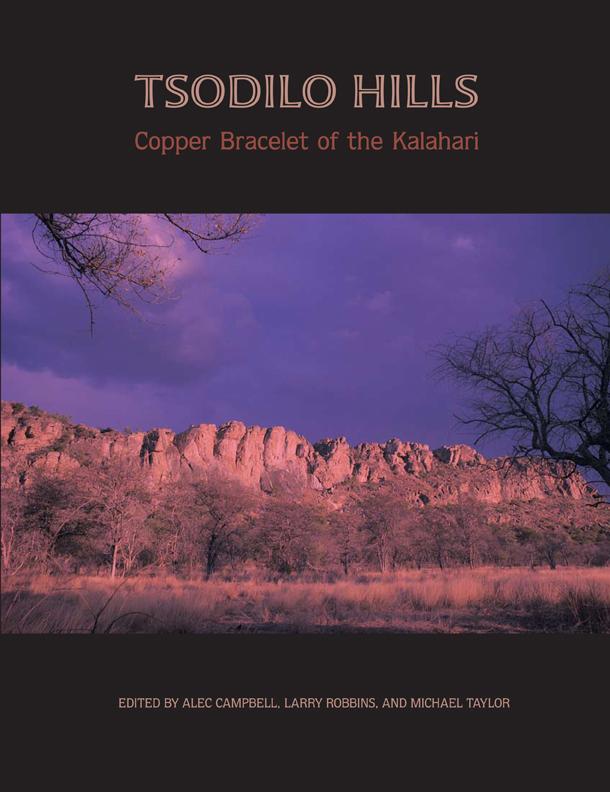 Tsodilo Hills cover