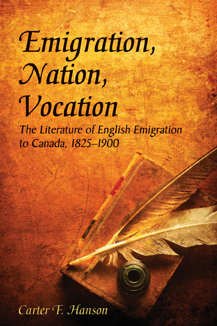 Emigration, Nation, Vocation cover