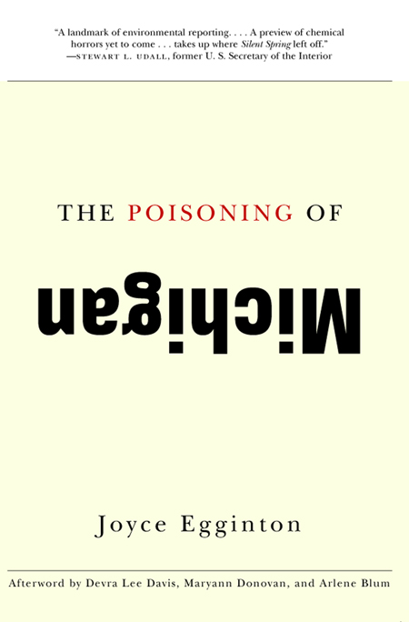 The Poisoning of Michigan cover