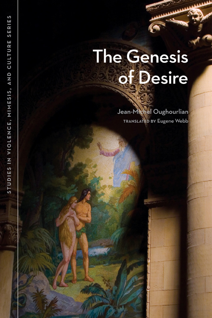 The Genesis of Desire cover