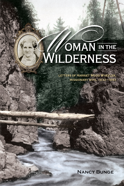 Woman in the Wilderness cover