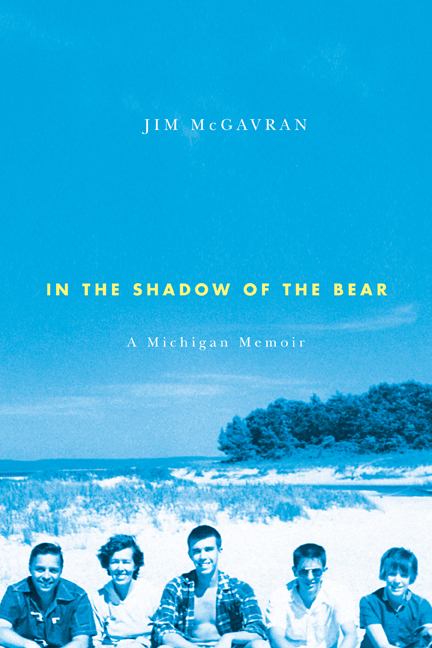 In the Shadow of the Bear cover