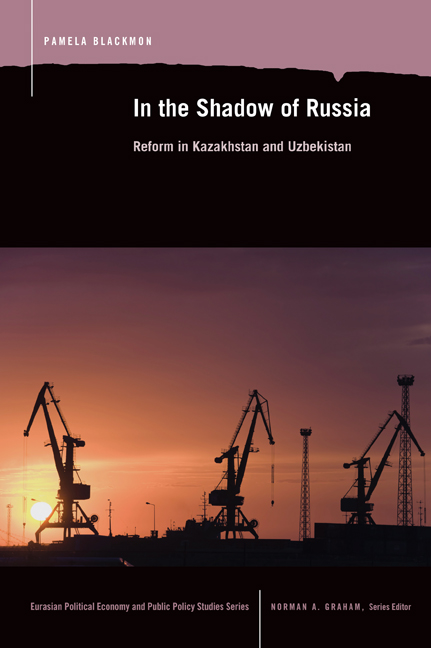 In the Shadow of Russia cover
