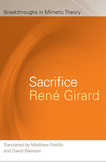 Sacrifice cover