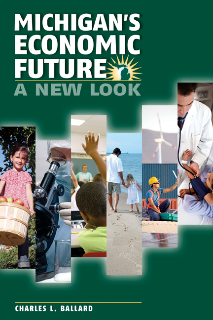 Michigan's Economic Future cover