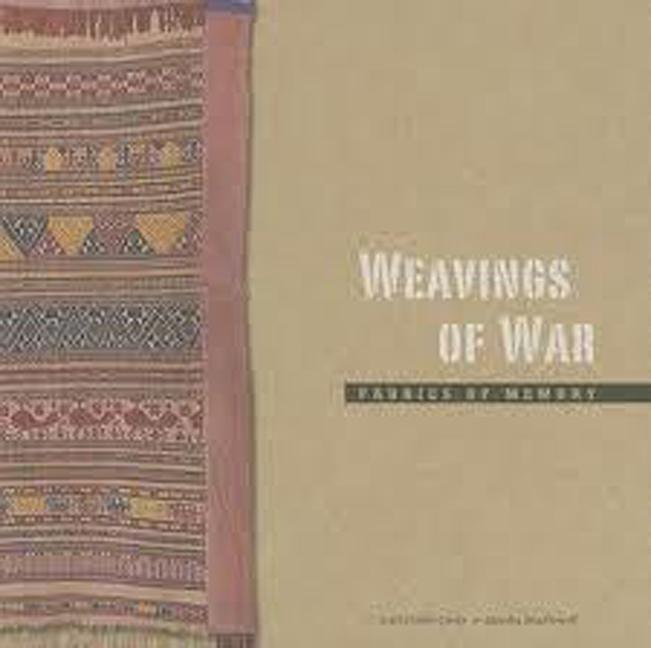 Weavings of War cover