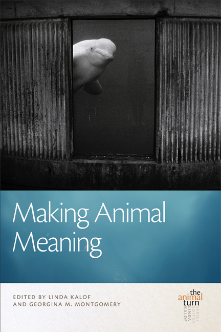 Making Animal Meaning cover