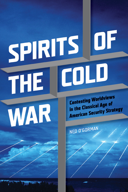 Spirits of the Cold War cover
