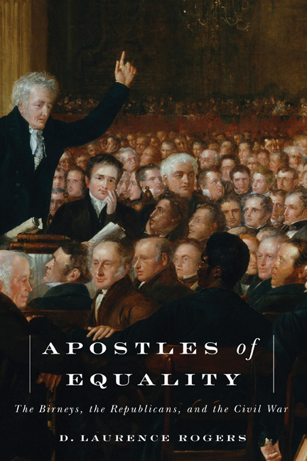 Apostles of Equality cover