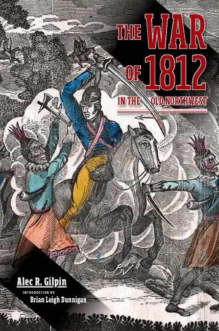 The War of 1812 in the Old Northwest cover