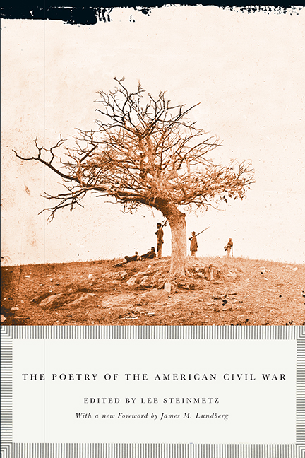 The Poetry of the American Civil War cover