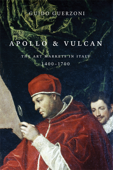 Apollo and Vulcan cover