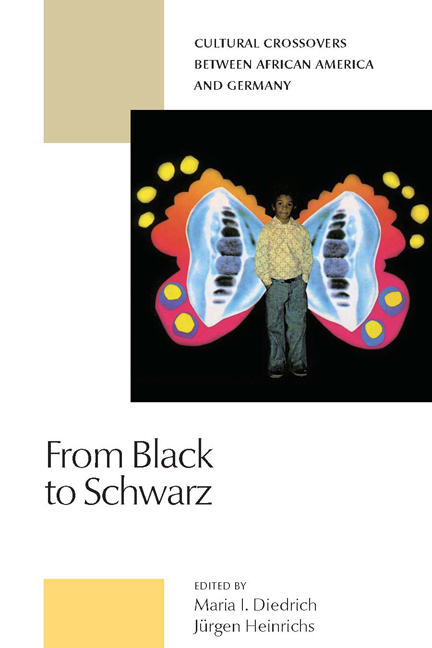 From Black to Schwarz cover