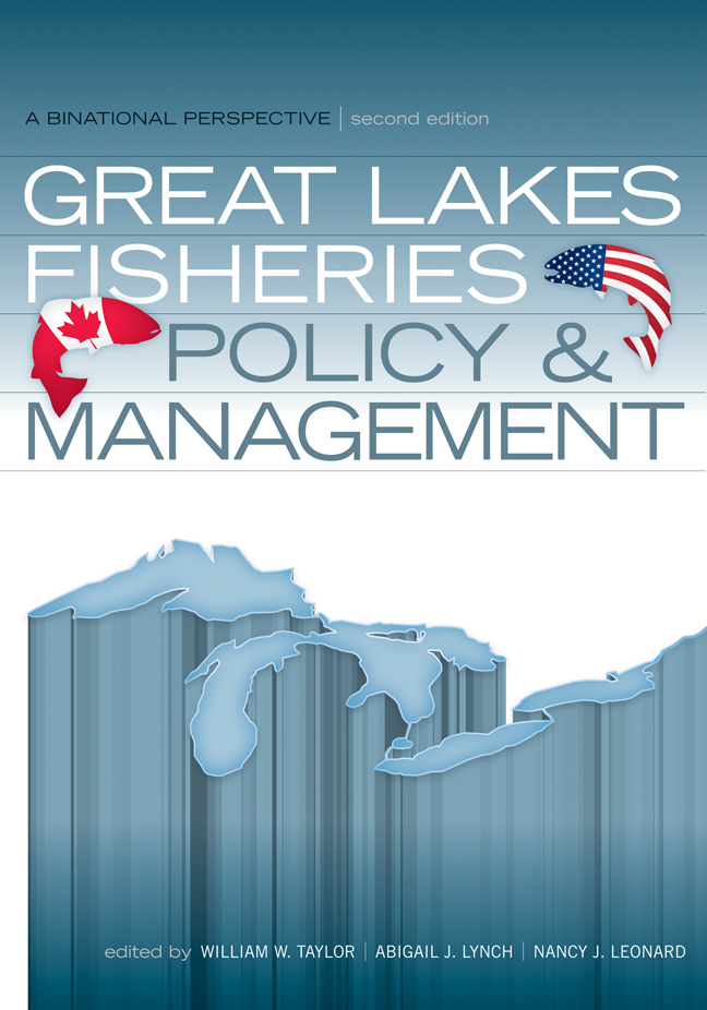 Great Lakes Fisheries Policy and Management cover