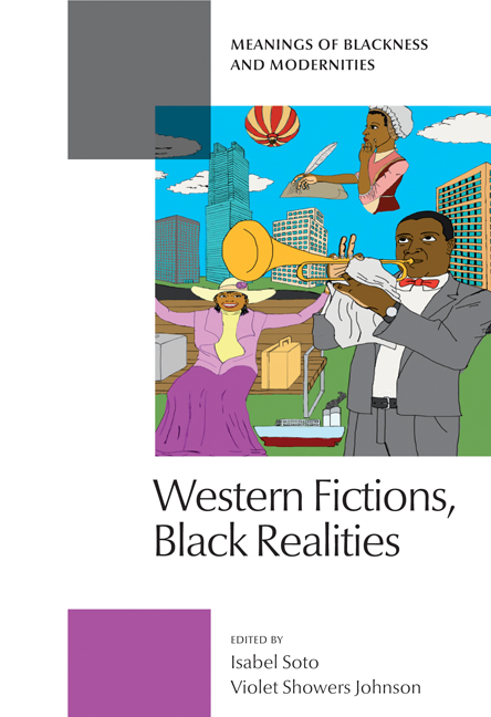 Western Fictions, Black Realities cover