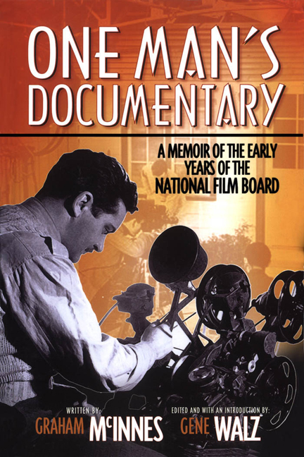 One Man's Documentary cover
