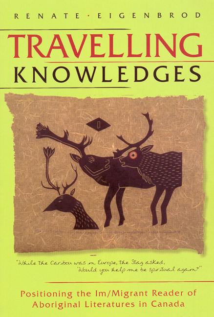 Travelling Knowledges cover