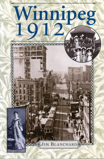 Winnipeg 1912 cover