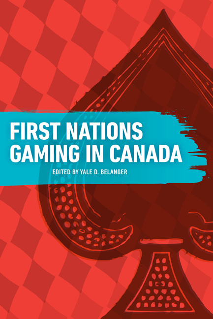 First Nations Gaming in Canada cover
