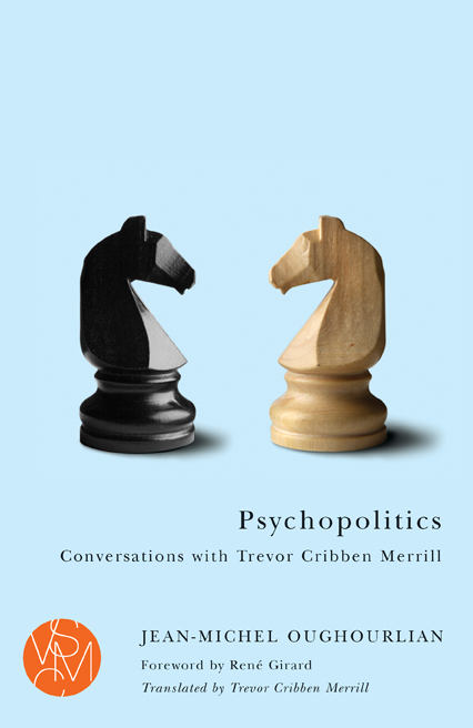 Psychopolitics cover