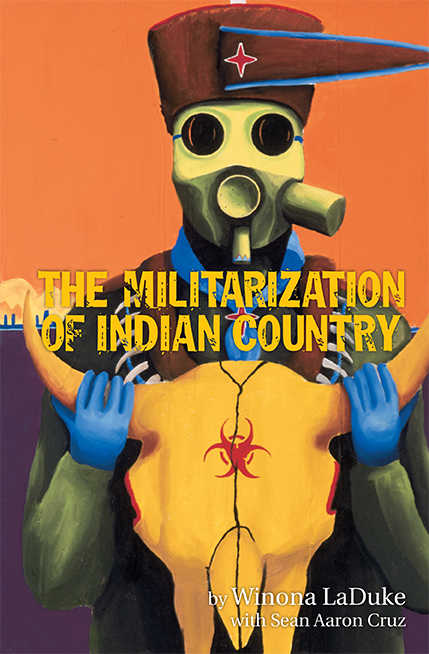 The Militarization of Indian Country cover