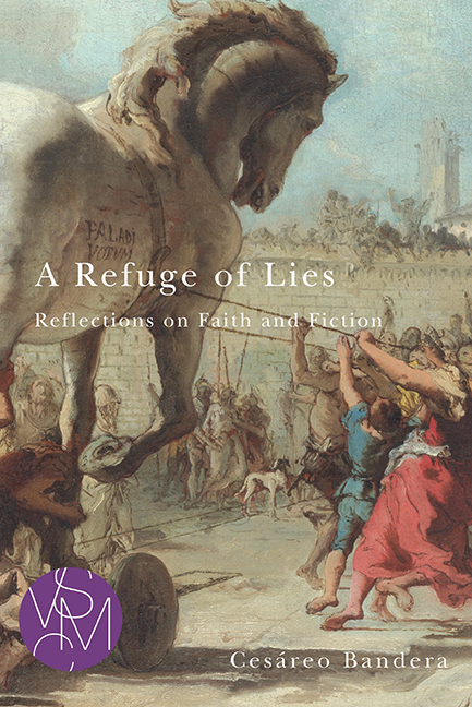 A Refuge of Lies cover