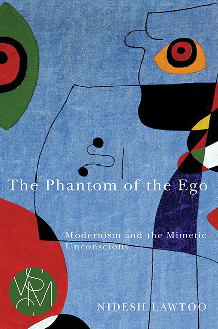 The Phantom of the Ego cover