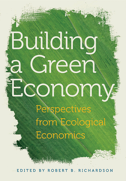 Building a Green Economy cover