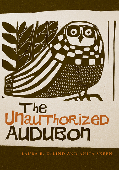 The Unauthorized Audubon cover