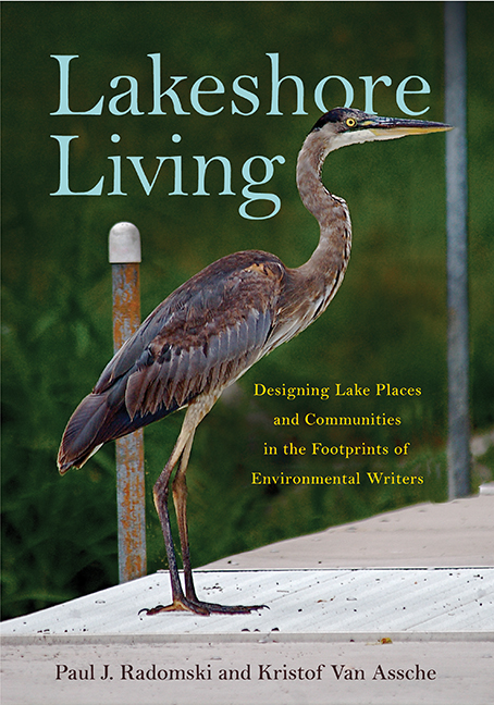 Lakeshore Living cover