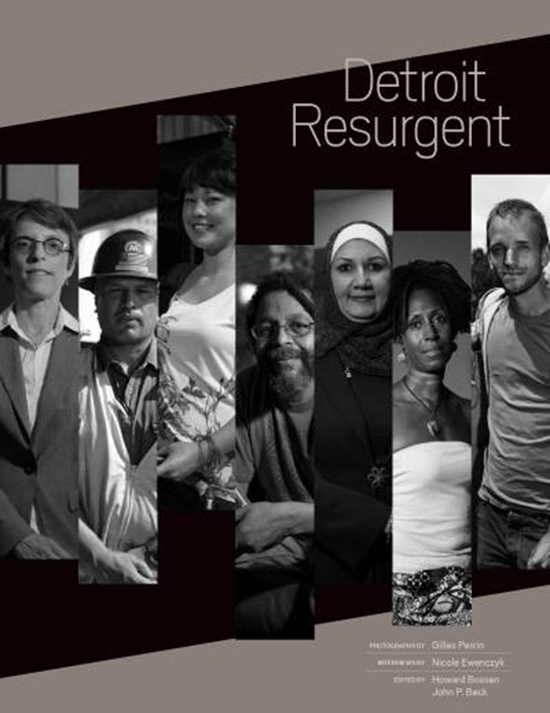 Detroit Resurgent cover